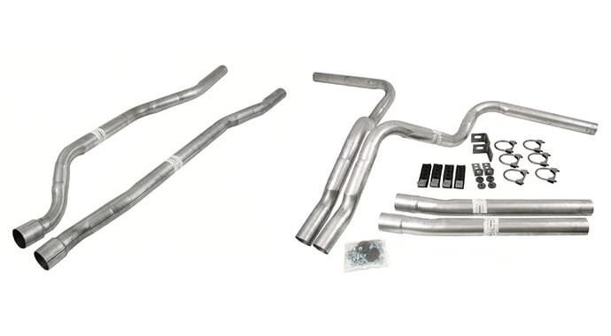Dual Pipe Kit - 89004