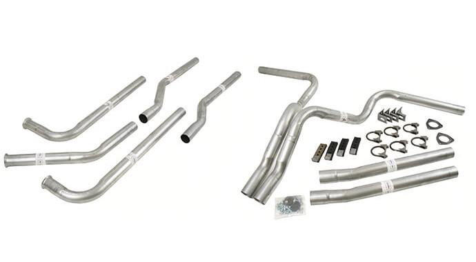 Dual Pipe Kit - 89006