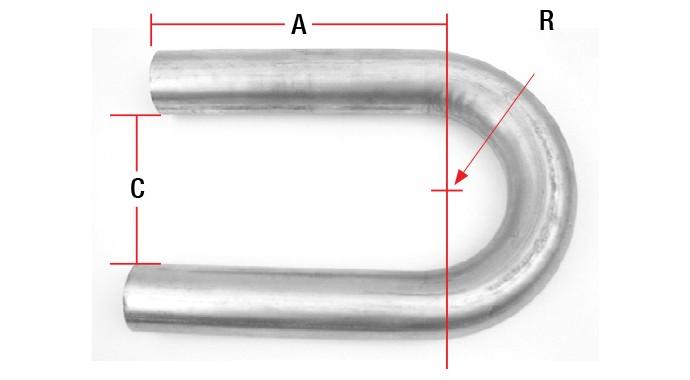 Universal U-Bend Pipe - 42394