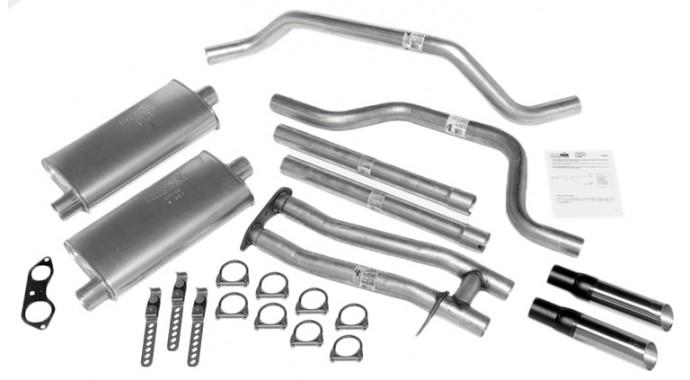 Dynomax 17381 Exhaust System