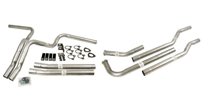 Dual Pipe Kit - 89003