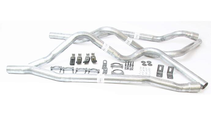 Dual Pipe Kit - 89005