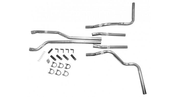 Dual Pipe Kit - 89007