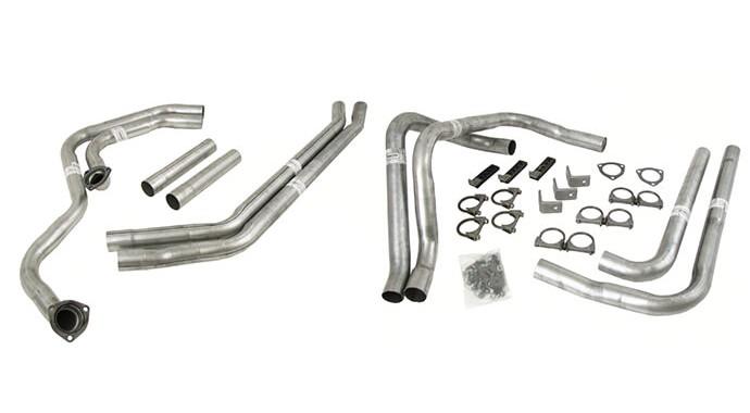 Dual Pipe Kit - 89009