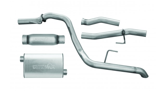 DynoMax® QuietCrawler™ Performance Exhaust System - 39541