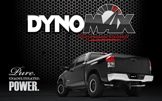 Dynomax Performance Exhaust: Toyota Tundra
