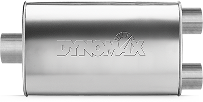 Dynomax® Performance Exhaust: Ultra Flo™ Stainless Steel Polished