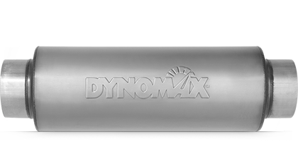 Dynomax® Performance Exhaust: Ultra Flo™ Welded Round