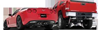 Dynomax® Performance Exhaust: Chevrolet