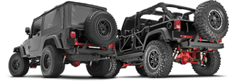 Dynomax® Performance Exhaust: Jeep