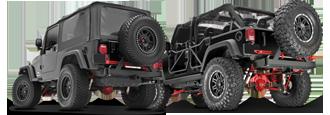Dynomax® Performance Exhaust: Jeep