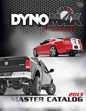 Dynomax Performance Exhaust: 2013 Catalog