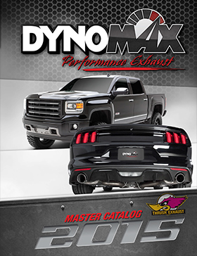 Dynomax Performance Exhaust: 2015 Catalog