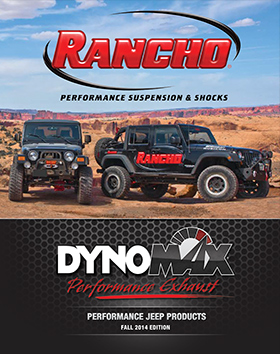 Dynomax Performance Exhaust: 2014 Jeep Buyer's Guide