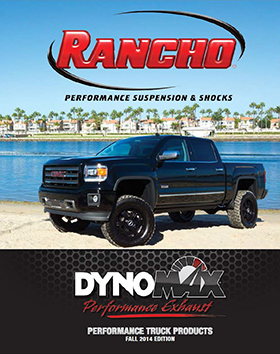 Dynomax Performance Exhaust: 2014 Truck Buyer's Guide