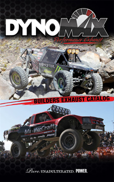 Dynomax Performance Exhaust: Builders Catalog - Offroad