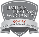 Dynomax® Performance Exhaust: LIMITED LIFETIME WARRANTY  - 90-DAY PERFORMANCE AND SOUND GUARANTEE